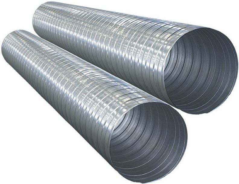 Rigid Metal Ducts
