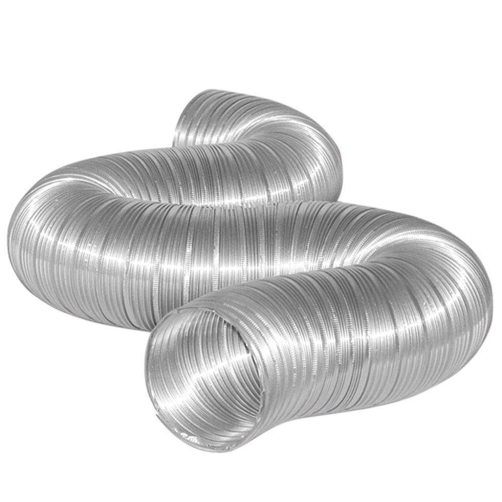 Semi-Rigid Metal Ducts